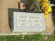 BORDELON, FABIEN - Avoyelles County, Louisiana | FABIEN BORDELON - Louisiana Gravestone Photos