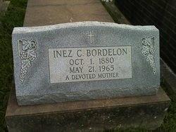 BORDELON, INEZ - Avoyelles County, Louisiana | INEZ BORDELON - Louisiana Gravestone Photos