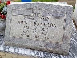 BORDELON, JOHN B - Avoyelles County, Louisiana   JOHN B BORDELON - Louisiana Gravestone Photos