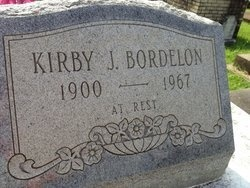 BORDELON, KIRBY JOSEPH - Avoyelles County, Louisiana | KIRBY JOSEPH BORDELON - Louisiana Gravestone Photos