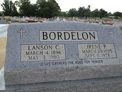 BORDELON, LANSON C - Avoyelles County, Louisiana | LANSON C BORDELON - Louisiana Gravestone Photos