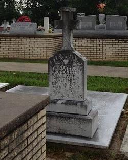 BORDELON, LAURA CLARA - Avoyelles County, Louisiana | LAURA CLARA BORDELON - Louisiana Gravestone Photos
