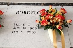 BORDELON, LILLIE - Avoyelles County, Louisiana | LILLIE BORDELON - Louisiana Gravestone Photos