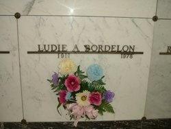 BORDELON, LUDIE - Avoyelles County, Louisiana | LUDIE BORDELON - Louisiana Gravestone Photos