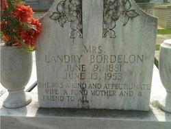 BORDELON, MARIE ANANAIDE - Avoyelles County, Louisiana | MARIE ANANAIDE BORDELON - Louisiana Gravestone Photos