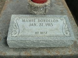 BORDELON, MAMIE - Avoyelles County, Louisiana | MAMIE BORDELON - Louisiana Gravestone Photos