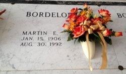 BORDELON, MARTIN E - Avoyelles County, Louisiana | MARTIN E BORDELON - Louisiana Gravestone Photos
