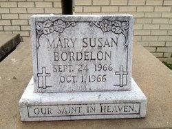 BORDELON, MARY SUSAN - Avoyelles County, Louisiana | MARY SUSAN BORDELON - Louisiana Gravestone Photos
