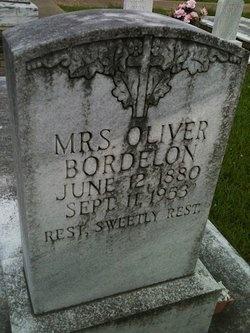 BORDELON, INES - Avoyelles County, Louisiana   INES BORDELON - Louisiana Gravestone Photos