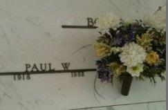 BORDELON, PAUL WILBUR - Avoyelles County, Louisiana   PAUL WILBUR BORDELON - Louisiana Gravestone Photos