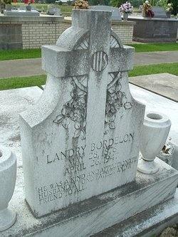 BORDELON, PAUL LANDRY V - Avoyelles County, Louisiana | PAUL LANDRY V BORDELON - Louisiana Gravestone Photos