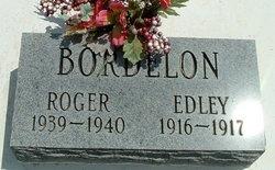 BORDELON, EDLEY - Avoyelles County, Louisiana   EDLEY BORDELON - Louisiana Gravestone Photos