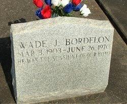 BORDELON, WADE J - Avoyelles County, Louisiana | WADE J BORDELON - Louisiana Gravestone Photos