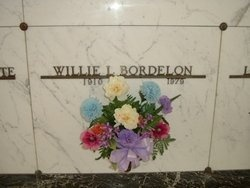BORDELON, WILLIE L - Avoyelles County, Louisiana | WILLIE L BORDELON - Louisiana Gravestone Photos