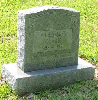 CLARK, WILLIAM S - Avoyelles County, Louisiana | WILLIAM S CLARK - Louisiana Gravestone Photos