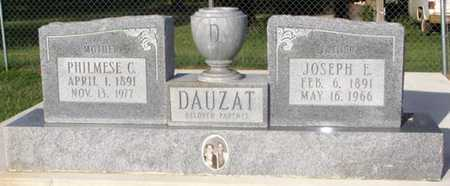 DAUZAT, PHILMESE - Avoyelles County, Louisiana | PHILMESE DAUZAT - Louisiana Gravestone Photos