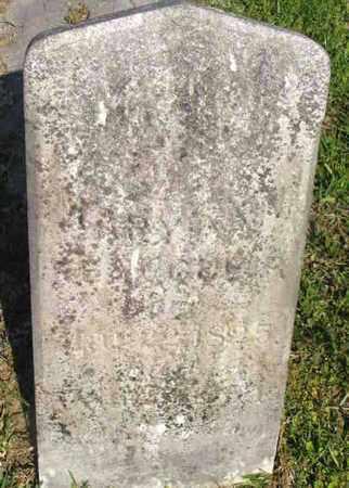 FEAUQUIER, MARY ANN - Avoyelles County, Louisiana   MARY ANN FEAUQUIER - Louisiana Gravestone Photos