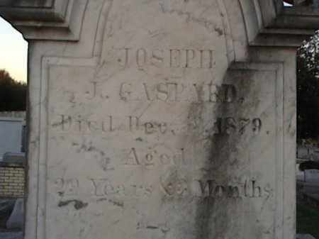 GASPARD, JOSEPH J - Avoyelles County, Louisiana | JOSEPH J GASPARD - Louisiana Gravestone Photos