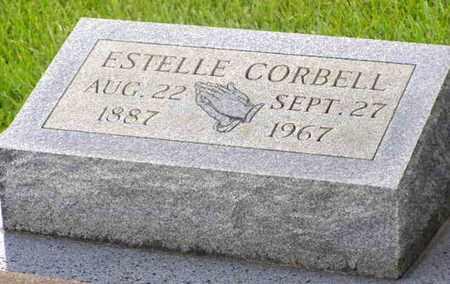 CORBELL MARTIN, ESTELLE (CLOSEUP) - Avoyelles County, Louisiana | ESTELLE (CLOSEUP) CORBELL MARTIN - Louisiana Gravestone Photos