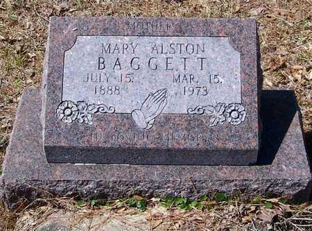 BAGGETT, MARY - Beauregard County, Louisiana | MARY BAGGETT - Louisiana Gravestone Photos