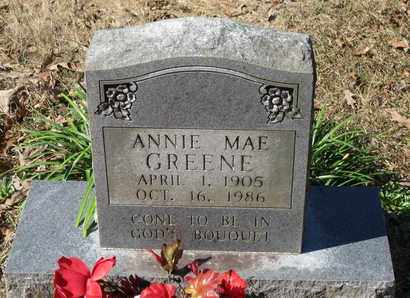 GREEN, ANNIE MAE - Beauregard County, Louisiana   ANNIE MAE GREEN - Louisiana Gravestone Photos