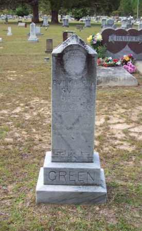 SMITH GREEN, EMILY ALPHA - Beauregard County, Louisiana | EMILY ALPHA SMITH GREEN - Louisiana Gravestone Photos