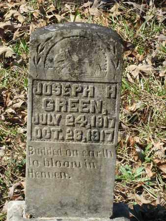 GREEN, JOSEPH H - Beauregard County, Louisiana   JOSEPH H GREEN - Louisiana Gravestone Photos