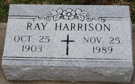 HARRISON, RAY - Beauregard County, Louisiana | RAY HARRISON - Louisiana Gravestone Photos