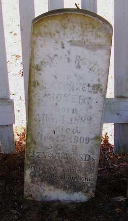 ROYER, JOHN A - Beauregard County, Louisiana | JOHN A ROYER - Louisiana Gravestone Photos