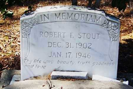 STOUT, ROBERT FLORENTINE - Beauregard County, Louisiana | ROBERT FLORENTINE STOUT - Louisiana Gravestone Photos