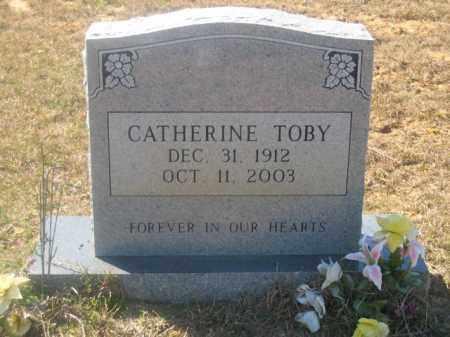 CICO TOBY, CATHERINE - Beauregard County, Louisiana | CATHERINE CICO TOBY - Louisiana Gravestone Photos