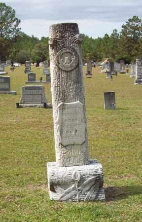 WOODARD, DERWOOD W - Beauregard County, Louisiana | DERWOOD W WOODARD - Louisiana Gravestone Photos
