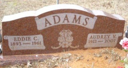 ADAMS, AUDREY - Bienville County, Louisiana | AUDREY ADAMS - Louisiana Gravestone Photos