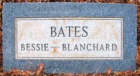BATES, BESSIE - Bienville County, Louisiana | BESSIE BATES - Louisiana Gravestone Photos