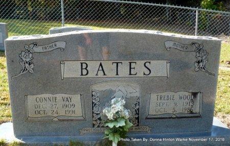 BATES, TREBIE - Bienville County, Louisiana | TREBIE BATES - Louisiana Gravestone Photos