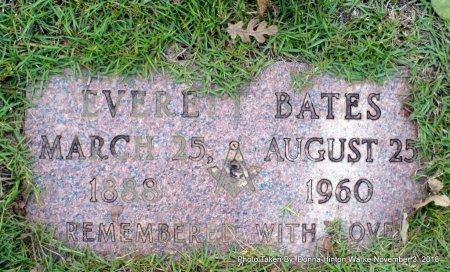 BATES, EVERETT - Bienville County, Louisiana | EVERETT BATES - Louisiana Gravestone Photos