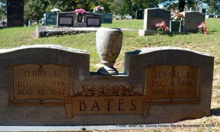 BATES, JERRY L - Bienville County, Louisiana | JERRY L BATES - Louisiana Gravestone Photos
