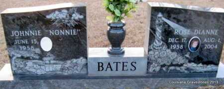 BATES, ROSE DIANNE - Bienville County, Louisiana | ROSE DIANNE BATES - Louisiana Gravestone Photos