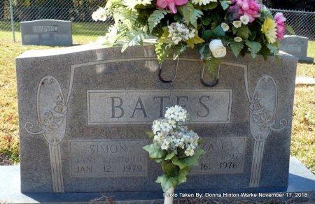 BATES, SIMON - Bienville County, Louisiana | SIMON BATES - Louisiana Gravestone Photos