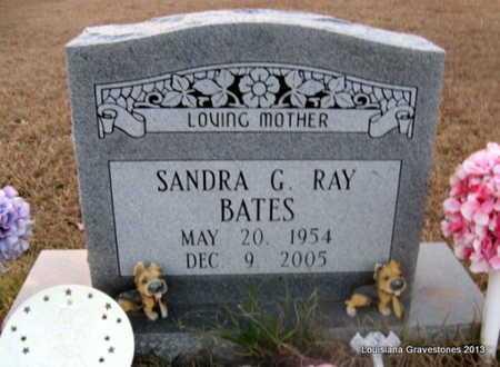 BATES, SANDRA G - Bienville County, Louisiana | SANDRA G BATES - Louisiana Gravestone Photos