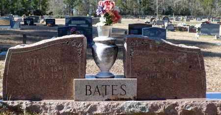 BATES, WILSON - Bienville County, Louisiana | WILSON BATES - Louisiana Gravestone Photos