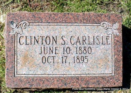 CARLISLE, CLINTON S - Bienville County, Louisiana   CLINTON S CARLISLE - Louisiana Gravestone Photos