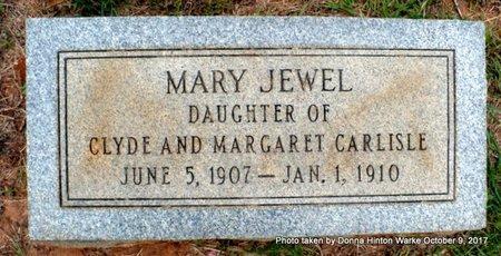 CARLISLE, MARY JEWEL - Bienville County, Louisiana   MARY JEWEL CARLISLE - Louisiana Gravestone Photos