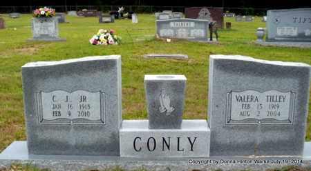 CONLY, CULLEN JEFFERSON JR - Bienville County, Louisiana | CULLEN JEFFERSON JR CONLY - Louisiana Gravestone Photos