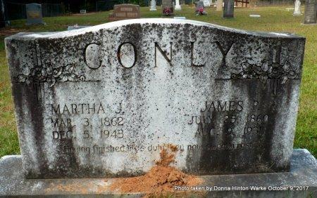 CONLY, JAMES PHILLIP - Bienville County, Louisiana | JAMES PHILLIP CONLY - Louisiana Gravestone Photos