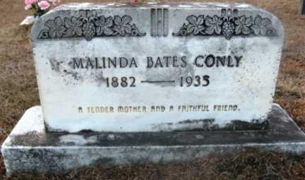 CONLY, MALINDA - Bienville County, Louisiana | MALINDA CONLY - Louisiana Gravestone Photos