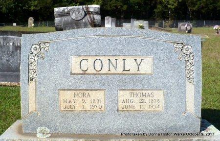 CONLY, NORA S - Bienville County, Louisiana | NORA S CONLY - Louisiana Gravestone Photos