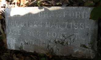CRAWFORD (STONE 2), ZELPHA - Bienville County, Louisiana | ZELPHA CRAWFORD (STONE 2) - Louisiana Gravestone Photos