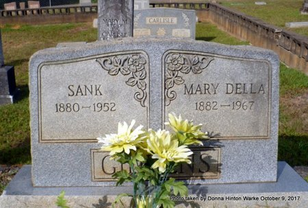 GIDDENS, MARY DELLA - Bienville County, Louisiana | MARY DELLA GIDDENS - Louisiana Gravestone Photos
