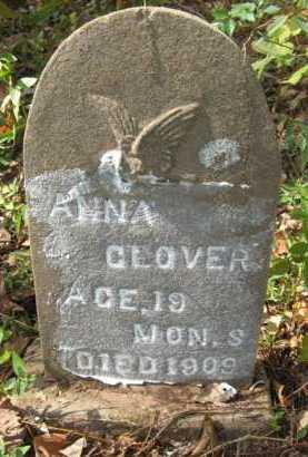 GLOVER, ANNA - Bienville County, Louisiana | ANNA GLOVER - Louisiana Gravestone Photos